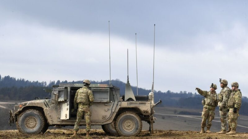 重新配置部隊 川普批准裁減9500駐德美軍