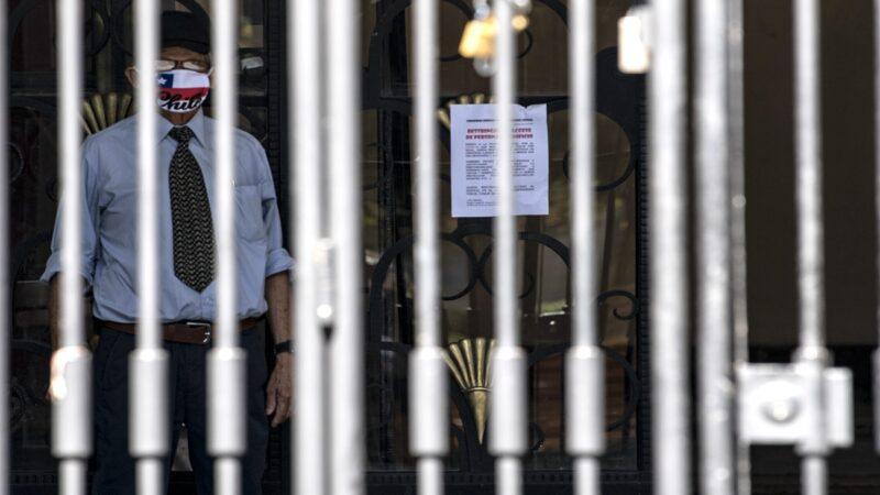 美國制裁風暴來襲 香港官員帳戶被外資銀行關閉