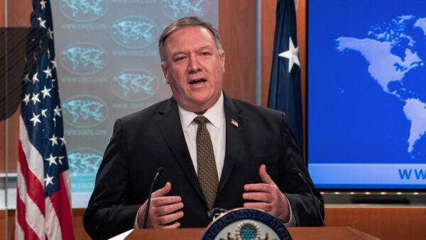 美國宣布暫停香港特殊待遇 終止對港出口軍用裝備