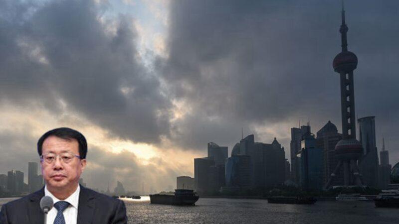 上海新市長龔正上任 傳是劉鶴妹夫