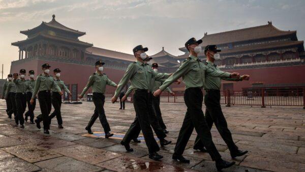 前共軍中校:美中若開戰 中共軍隊可能會譁變
