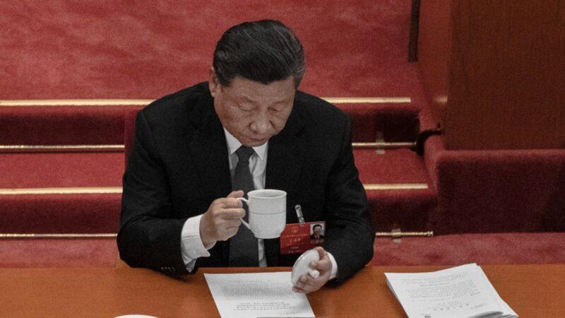 """美媒:中国洪灾使习陷困局 不愿""""亲自指挥""""?"""