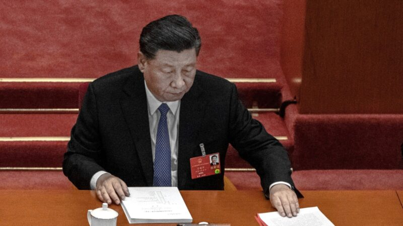 美高官改称习总书记 不再称国家主席引热议