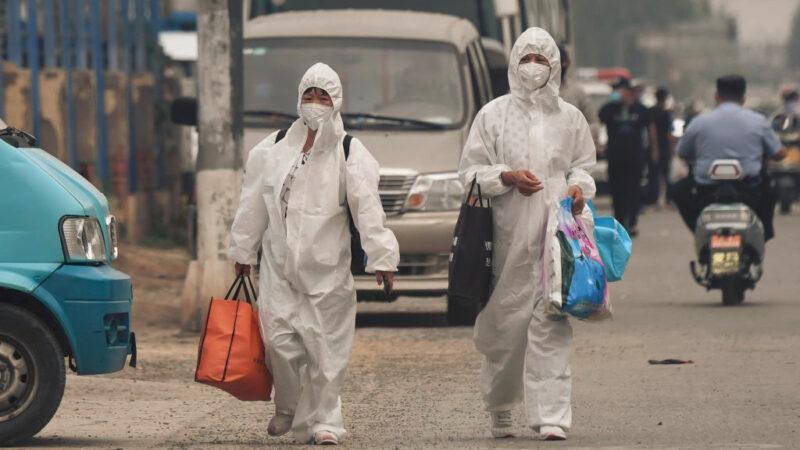 中共病毒起源及中共角色 美众院发布有关调查报告(附全文)