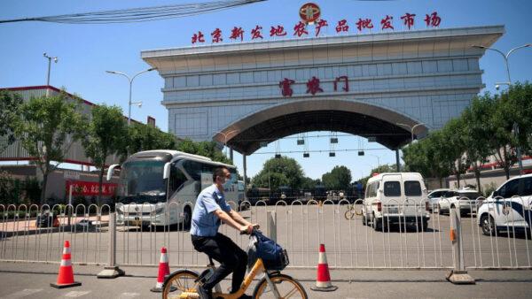 出口转内销?哈佛指北京毒株源自东南亚 大陆3月已见