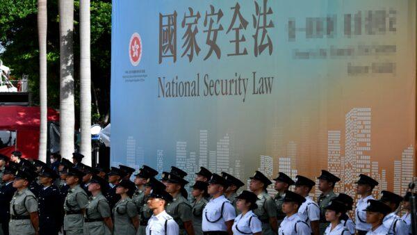 北京通過香港國安法 全球聲討中共一次看