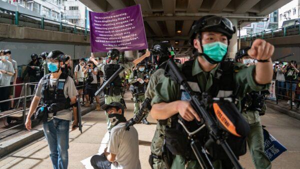 胡少江:《港版国安法》的致命伤