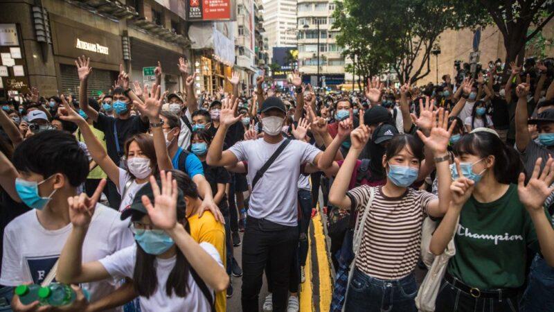 英国明年1月开放香港BNO入境签证 可携带亲属