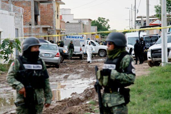 墨西哥歹徒持槍闖戒毒所 亂槍掃射至少24死7傷