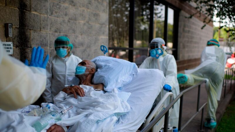 吁WHO改防疫建议 239位科学家:中共病毒可经空气传播