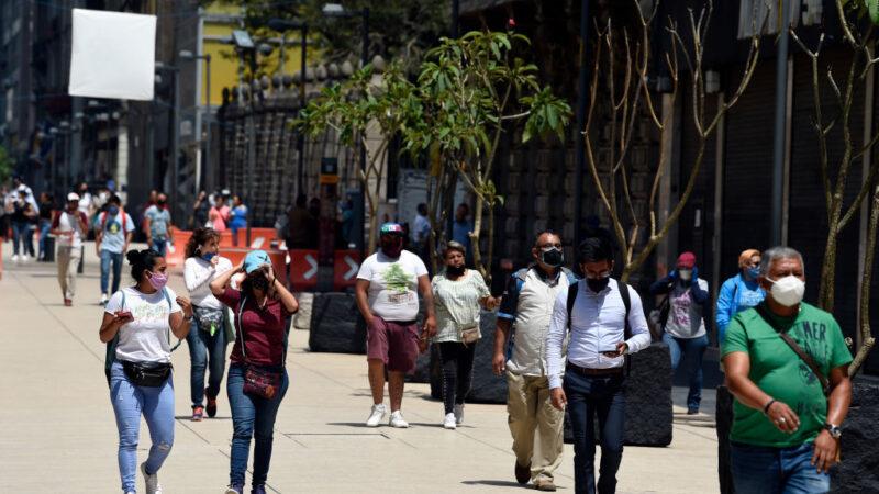 超越法國 墨西哥累計30366人染疫不治