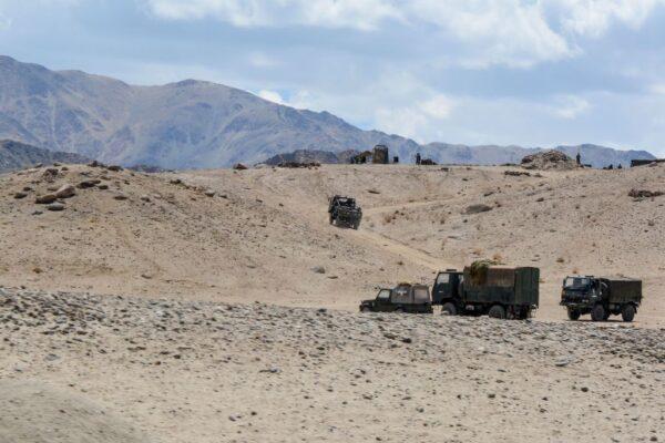 中印邊境各後撤2公里 印度堅持行使巡邏權