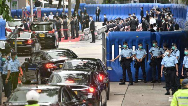 「港版國安法」壓境 香港疫情激增