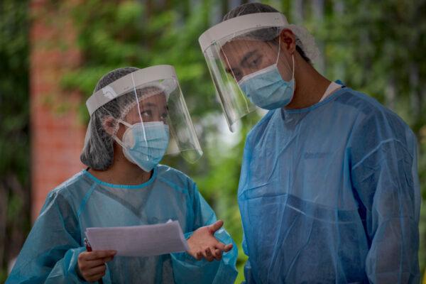 菲律宾内阁第3人确诊中共病毒