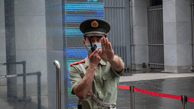 美國警告公民在華被抓風險上升