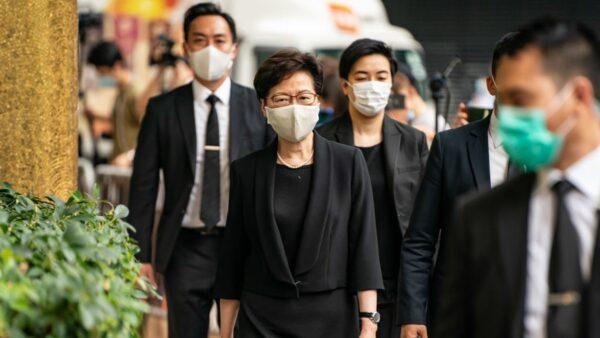 林鄭無能 香港疫情驟升 10天暴增近200例