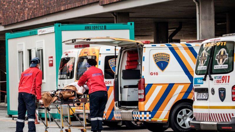 非洲疫情嚴峻 南非死亡總數破5000人