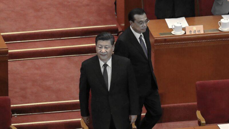 """夜话中南海:习近平要李克强""""摆正位置"""""""