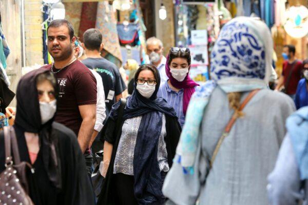 伊朗總統自爆料 境內2500萬人染疫