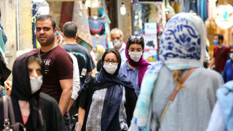 伊朗总统自爆料 境内2500万人染疫