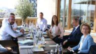 欧盟疫情纾困谈判陷僵局 峰会延至第三天