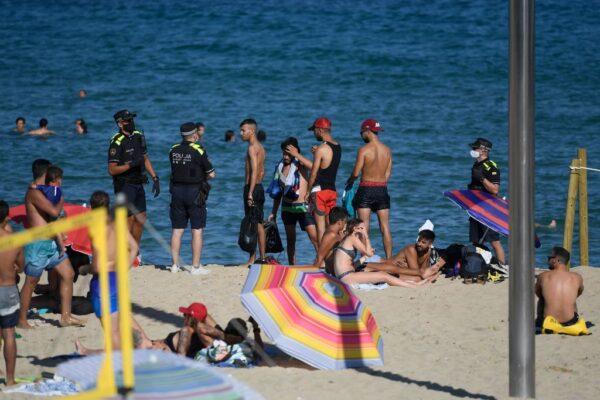 解禁一個月 西班牙出現約201處群聚感染