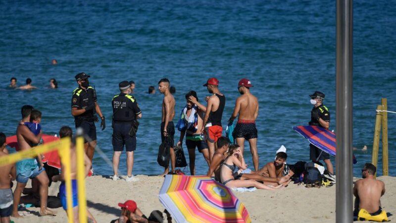 解禁一个月 西班牙出现约201处群聚感染