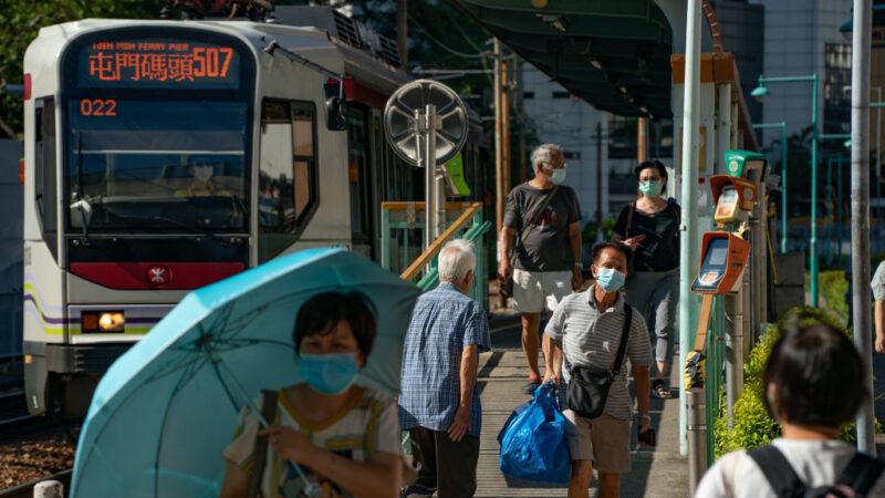 香港新增133起病例 连续4天破百例