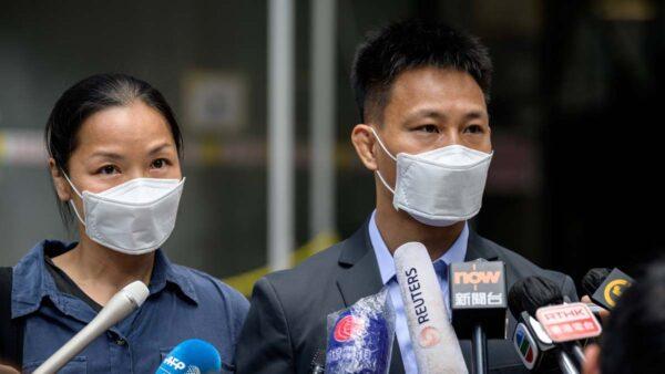 """香港首宗反送中""""暴动案""""审结 3被告罪名不成立"""