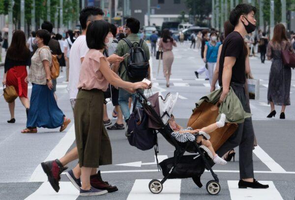 日本新增803人确诊病例 累计突破3万大关