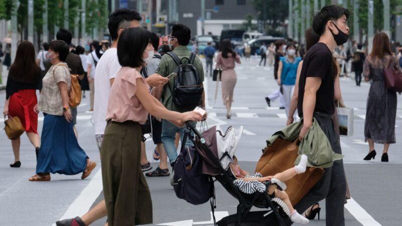 日本新增803人確診病例 累計突破3萬大關