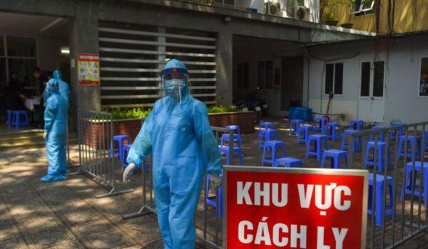 越南爆疫驚現致命新毒株 民間疑來自中國偷渡客