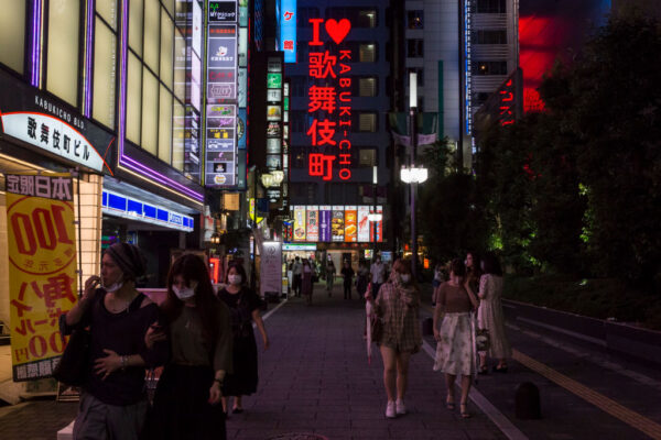 東京舞台劇爆群聚感染 明星演員37人染疫