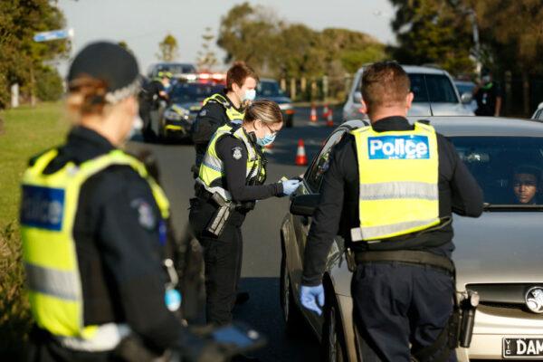 疫情最致命一天  澳洲維多利亞州新增10人病故