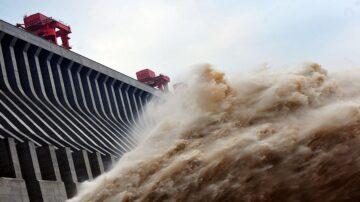 【禁闻】南方洪灾扩大 三峡大坝全力泄洪惨况空前