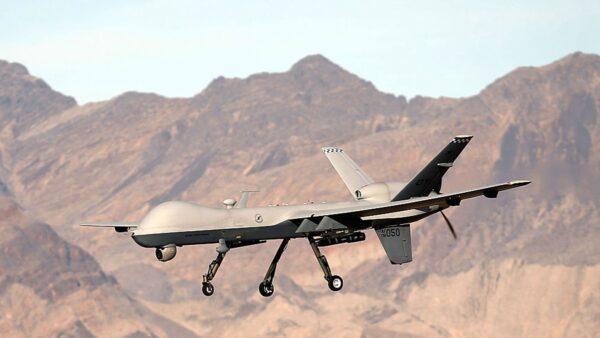 美國對中共軍事高壓升級 網傳神秘飛行器直插中國