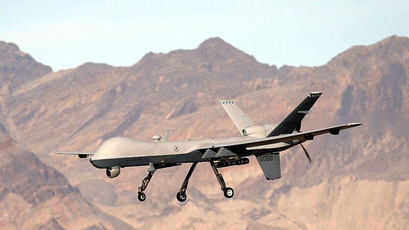 美国对中共军事高压升级 网传神秘飞行器直插中国