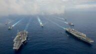 美国军舰南海巡航 中美擦枪走火风险大增