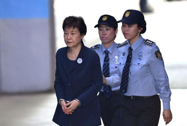 闺蜜干政案结果出炉 朴槿惠判刑20年