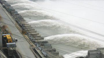 陸媒帶風向:三峽大壩已經盡力 網批:開始甩鍋(視頻)