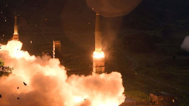 美媒:川普说的17倍音速超级导弹 3月已测试成功