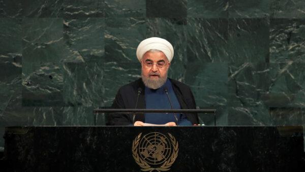 伊朗總統承認全國2500萬人感染 超官方通報近百倍