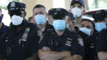 FBI突然搜查紐約警官工會總部及主席住宅