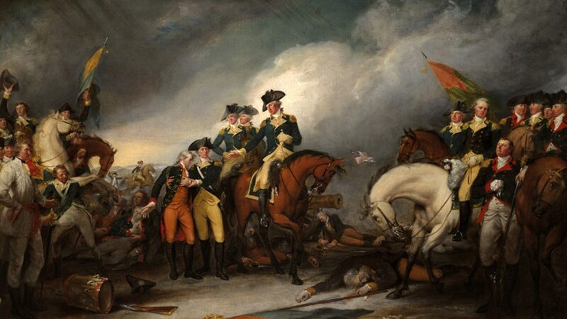 華盛頓將軍系列故事:喬治·華盛頓精神