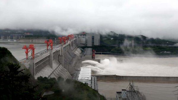 江蘇內部文件曝長江流量暴漲 19秒可灌滿濠河