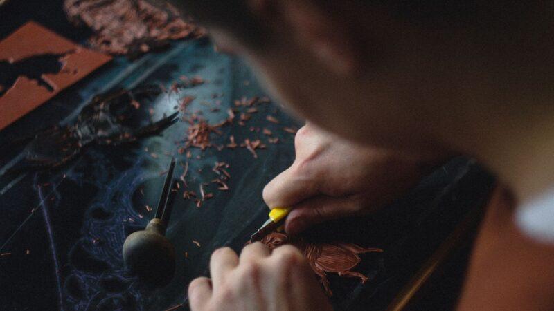艺术家指尖上的袖珍动物 比本尊还可爱