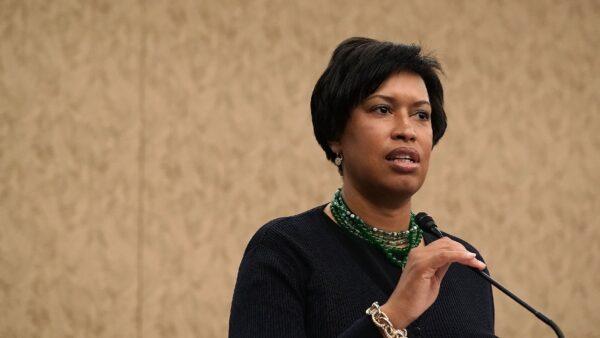 批准孔子学院在政府设施办活动 华盛顿市长惹议