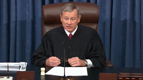 支持自由派限制教眾禮拜 最高法院首席大法官挨轟