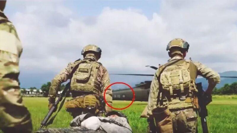 """美军公布在台联训实况""""踩红线"""" 北京沉默"""