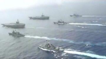陈破空:美国突发重大宣示!南海即将开战?